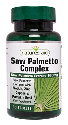 The Product Natures Aid Saw Palmetto Complex for Men 60 Tablets  Can Be Found At - http://vitamins-minerals-supplements.co.uk/product/natures-aid-saw-palmetto-complex-for-men-60-tablets/