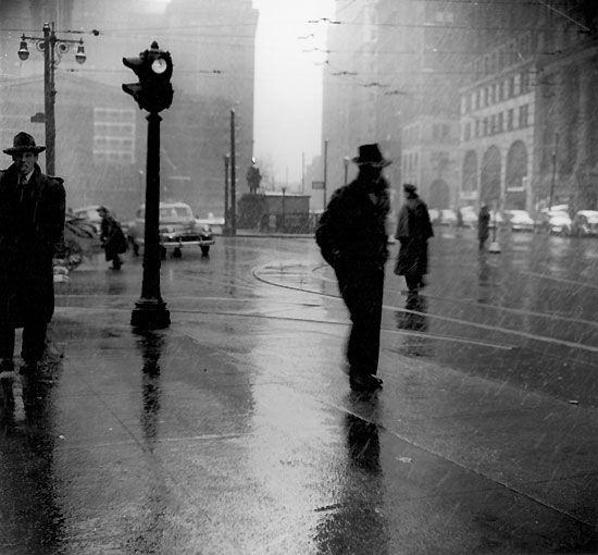Rainy day Photographer: Arthur Leipzig