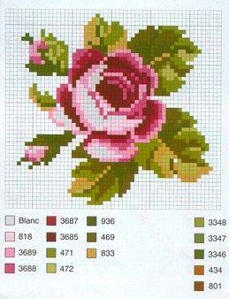 cross stitch chart | REPINNED