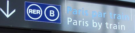 Step-by-Step instructions on how to make connections from Charles de Gaulle airport in Paris by train (or taxi or airport bus) to the city center or to other sites/modes of transportation. GREAT resource.