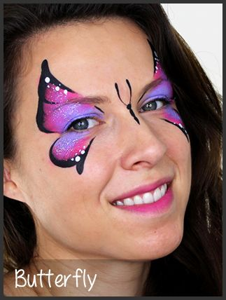 face painting teardrop princess - Google Search