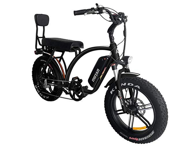 Addmotor Motan 750 Watt Electric Bike Beach Cruiser Bicycle Mini Motorbike M 60 L7 R7 For Adults Black Beach Cruiser Bicycle Cruiser Bicycle Beach Cruiser