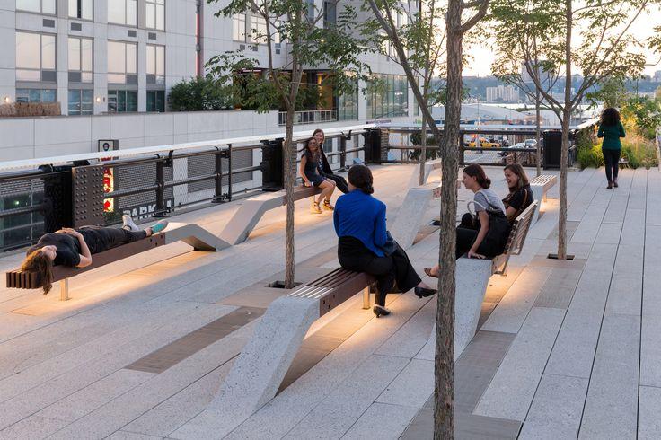 Galeria - Um passeio pelo High Line com Iwan Baan - 8