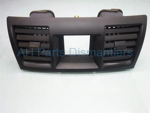 Used 2008 Toyota 4 Runner CENTER DASH AC VENTS  55670-0E041-C0 556700E041C0. Purchase from https://ahparts.com/buy-used/2008-Toyota-4-Runner-CENTER-DASH-AC-VENTS-55670-0E041-C0-556700E041C0/128107-1?utm_source=pinterest