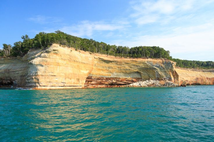 A backpacking trip along Pictured Rocks National Lakeshore affords you some of the best views in the Midwest (or anywhere, for that matter).