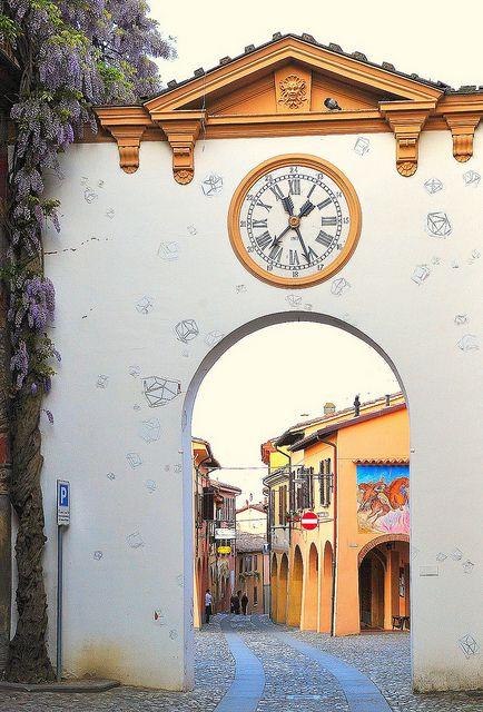 Dozza , province of Bologna, Emilia Romagna region Italy