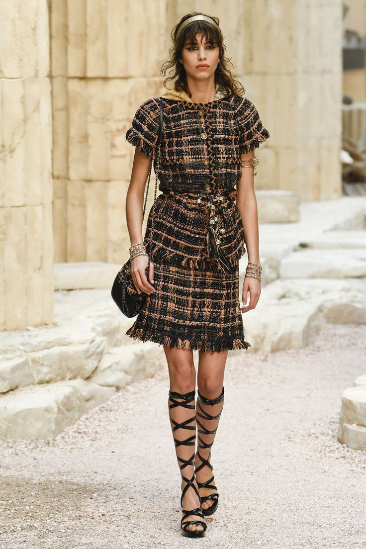 Chanel Spring/Summer 2018 Resort ... #fashion #Chanel