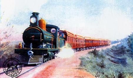 Southern Africa has always attracted adventurous and romantic souls - discerning travelers who crossed the land in as much comfort as possible. But it was not until 1928, when the first luxury train was introduced between Johannesburg and Cape Town that truly luxurious train travel became a reality.  Officially named The Blue Train in 1946, the train's predecessors trace their history to the 1890's and the discovery of diamonds and gold.