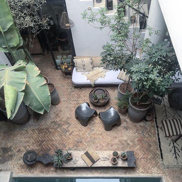la maison marraquexe