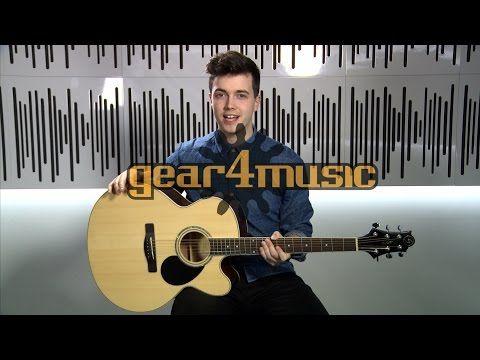 Greg Bennett GJ-100SCE Electro Acoustic Guitar - Tronnixx in Stock - http://www.amazon.com/dp/B015MQEF2K - http://audio.tronnixx.com/uncategorized/greg-bennett-gj-100sce-electro-acoustic-guitar/