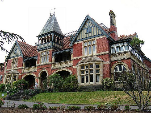 North Park Mansion - Edwardian Queen Anne - Essendon by Dean-Melbourne, via Flickr