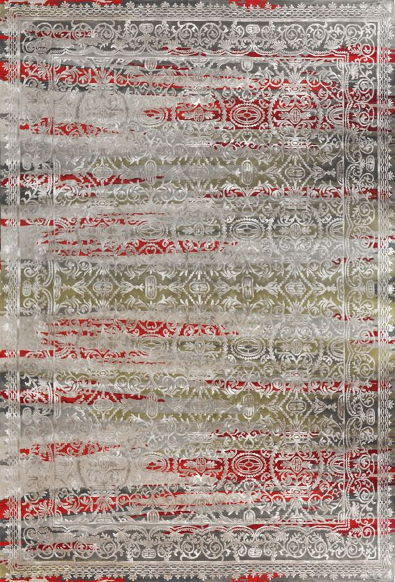 CASTELLO by Julia Gentil from the TSAR ROYALE Collection 2012. NZ Wool & Bamboo Silk