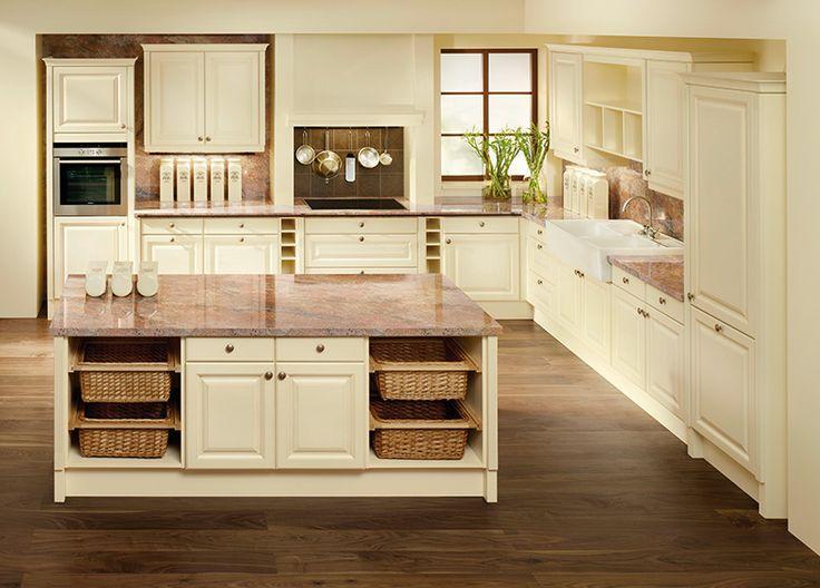 Die 79 besten Bilder zu Landhausstil auf Pinterest | weiße Küchen ... | {Küchen kaufen landhaus 7}