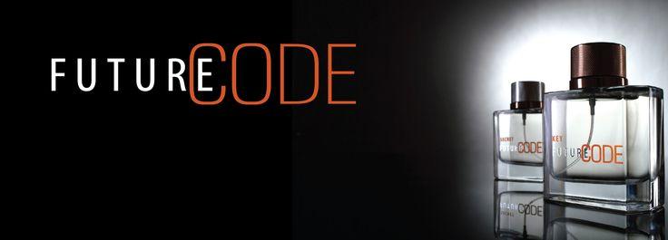 Dzintars perfumery - Eau de Cologne Future Code for man; www.plumeria.sk, Plumeria - bio kozmetika