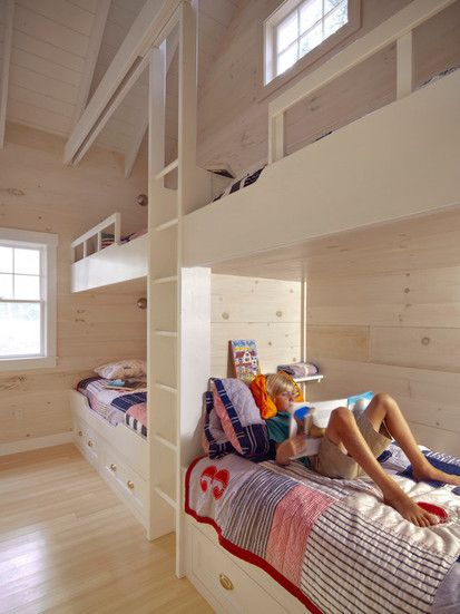 Contemporary Bedroom, Contemporary Bedroom, Portland Maine