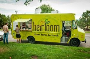 Food Truckin': Heirloom at Upslope Brewery's National IPA Day Shindig