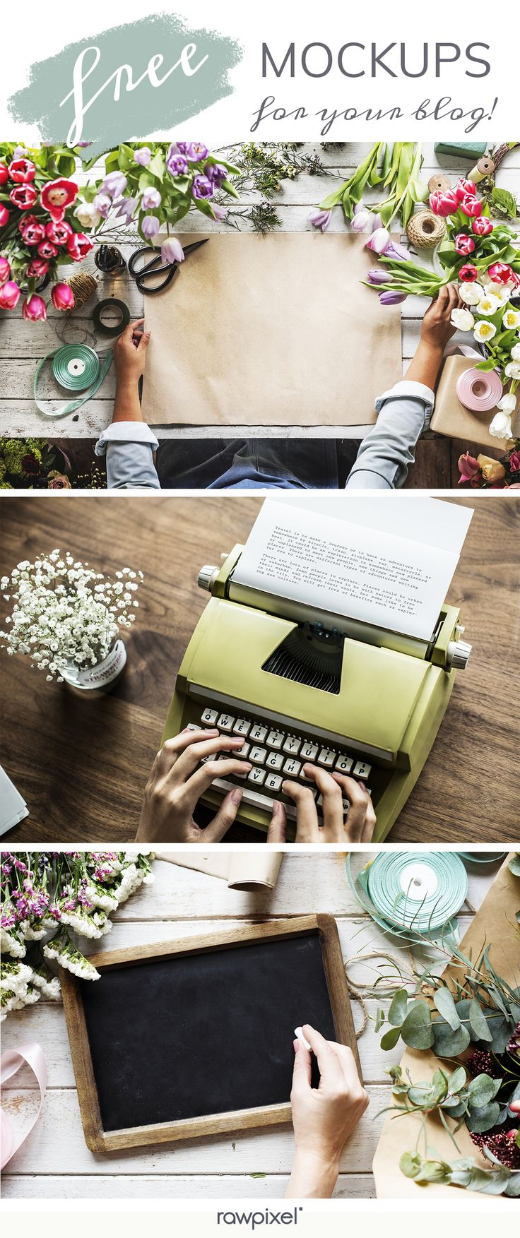 Download free and premium royalty-free mockups of  paper, typewriters, devices, …