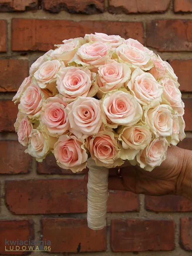 bukiet z róż