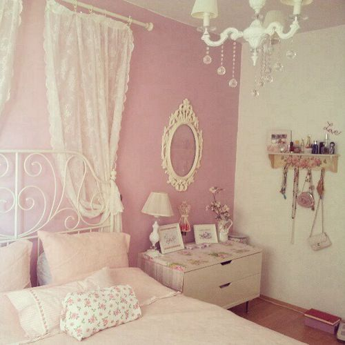 14 Best Images About Decoracion Auf Pinterest | Regale, Akzentwand ... Schlafzimmer Tumblr