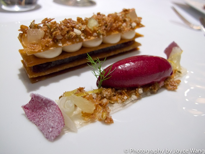 The Fat Duck - Heston Blumenthal | London Tastin' - London Food & Restaurant Blog
