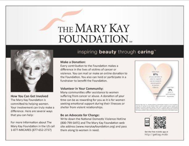 The Mary Kay Foundation Mary Kay Foundation Mary Kay Inspiration Mary Kay Consultant