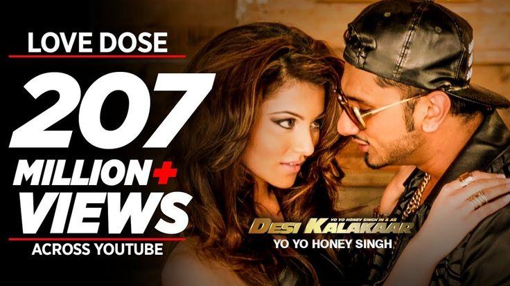 Exclusive Love Dose Full Video Song Yo Yo Honey Singh Urvashi Rautela Desi Kalakaar Youtube Yo Yo Honey Singh Bollywood Music Videos Songs