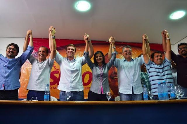 Santa Filomena Atual: Miguel registra chapa com apoio de 16 partidos e 1...