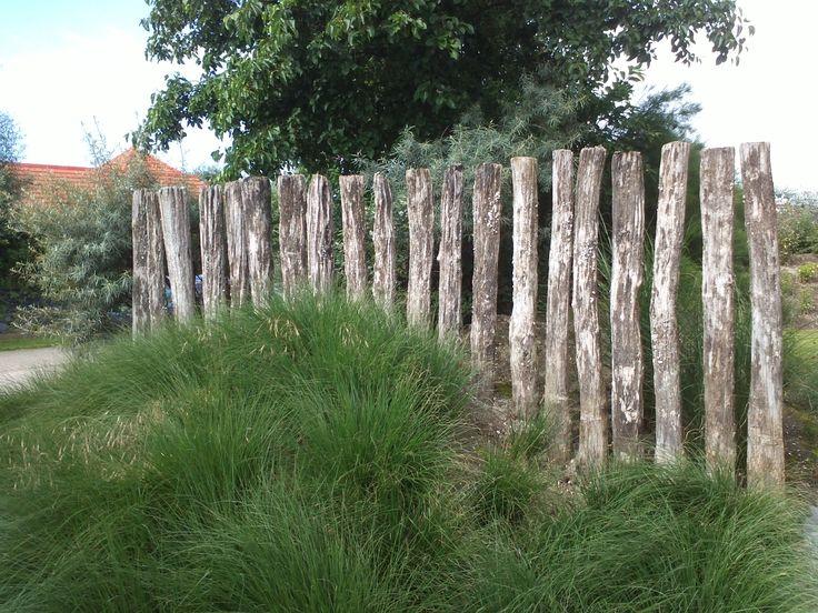 R U S T I C .... timber screen
