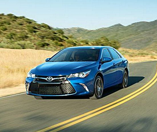 2017 Toyota Camry Redesign Review You can see the value of the car through  the appearance