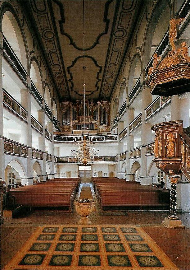 St George Church in Eisenach  Germany  Travel  Germany