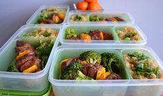 Preppen van maaltijden, Dit is maaltijden volledig voorbereiden  en gebruiken als je het nodig hebt. Hier vind je alle informatie erover en ook hoe en wat waar en hoelang te bewaren