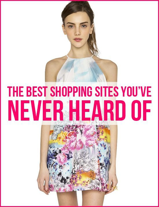These 10 Lists of Cheap and Unique Online Stores are THE BEST! I've already found SUPER CUTE clothes for an GREAT price! I've also been able to find great deals on makeup and accessories! This is such an AWESOME curated post! I'm definitely pinning for later!