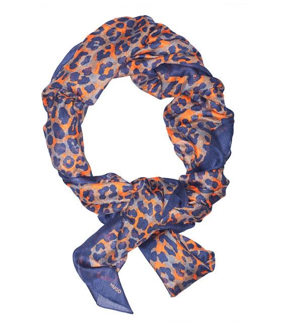 Repin & Win this HUGO Womenswear Scarf