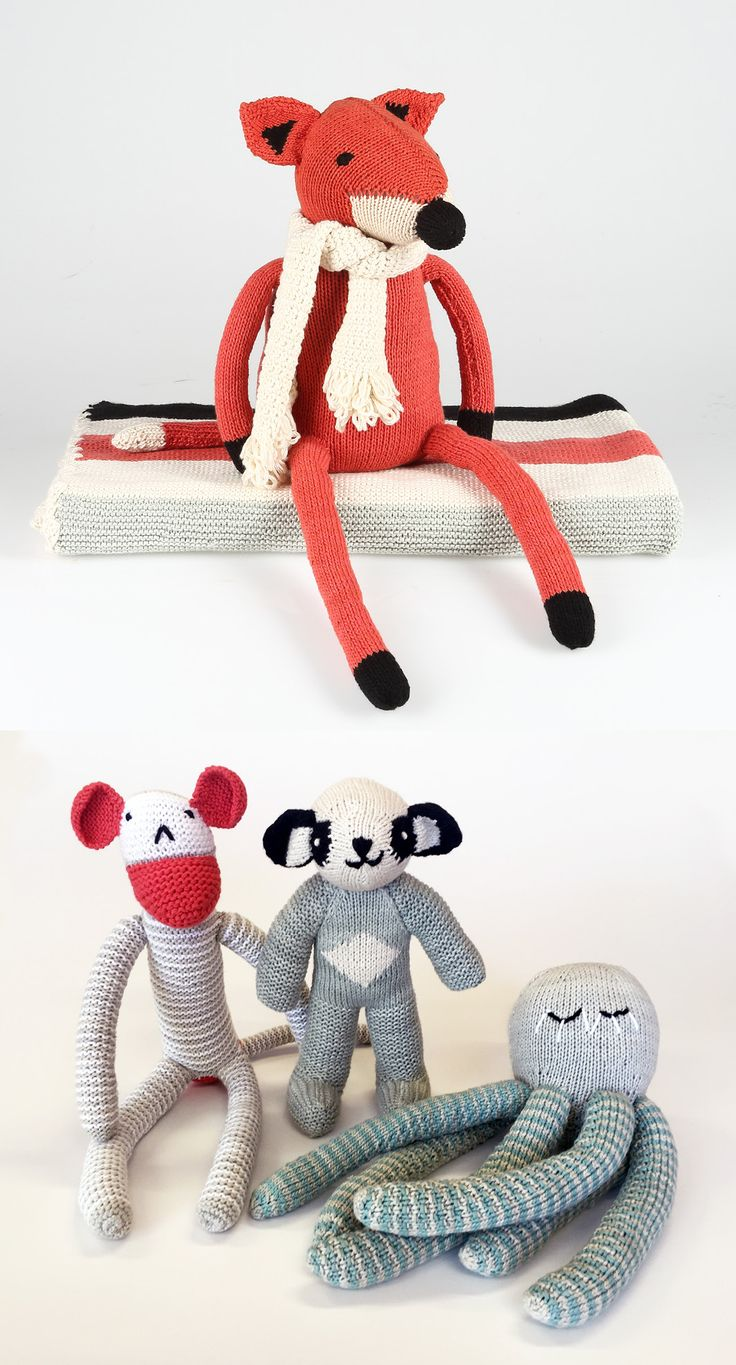 100% cotton, hand knitted soft toys: forms part of our Zimbabwean community upliftment project.  To order email info@bunnyandclyde.co.za