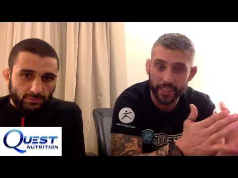 Interview with Nutrition Expert - Georges Lockhart - YouTube