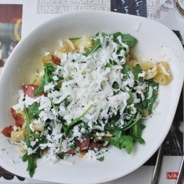 Enkel och riktigt god pasta känd från Vapiano!