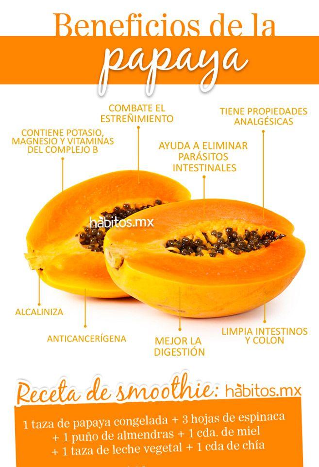 Descubre los beneficios de la papaya para que lo empieces ...