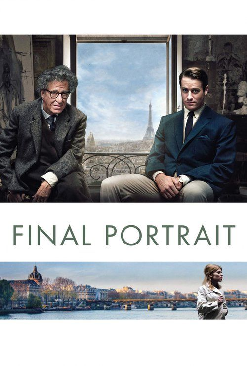 Watch Final Portrait (2017) Full Movie Online Free