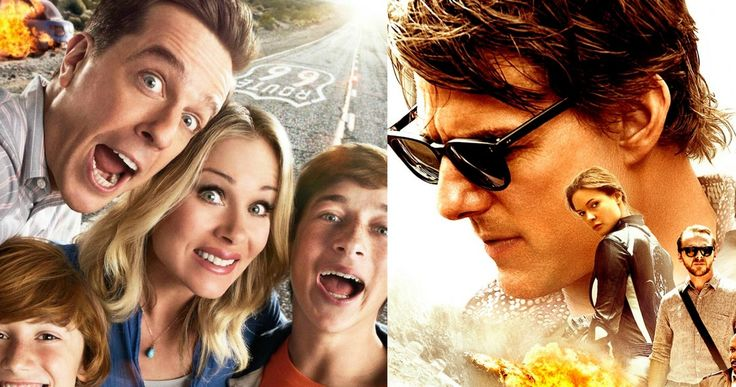 BOX OFFICE PREDICTIONS: 'Mission: Impossible 5' Vs. 'Vacation' -- 'Mission: Impossible Rogue Nation' and 'Vacation' square off against last weekend's winner 'Ant-Man' in a box office showdown. -- http://movieweb.com/box-office-mission-impossible-5-vacation-movie-2015/