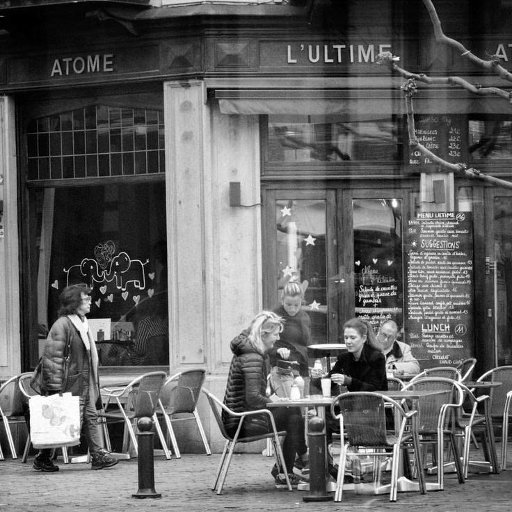 L' Ultime Atome, Brussels (BE)