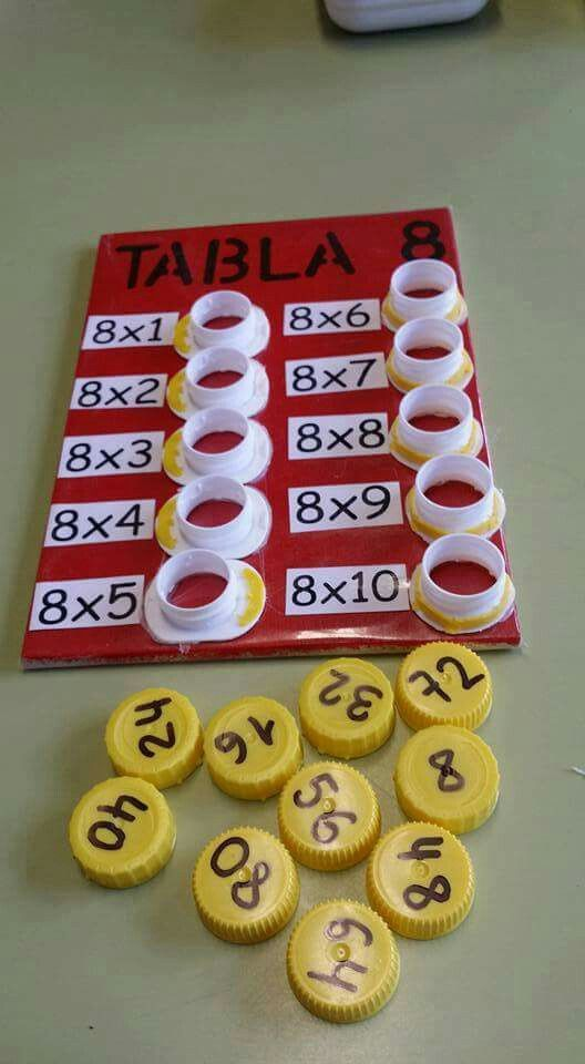 Great idea! I'd do it with addition and subtraction and put the problems on velcro so you can mix them up.