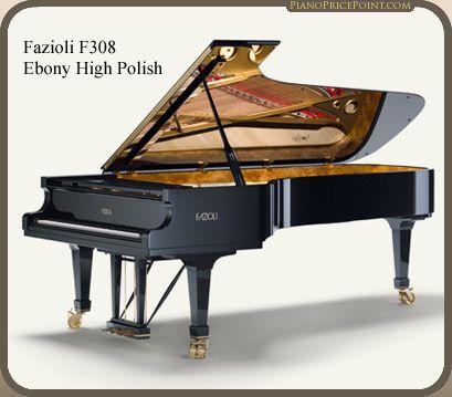 Fazioli F308 Grand Piano
