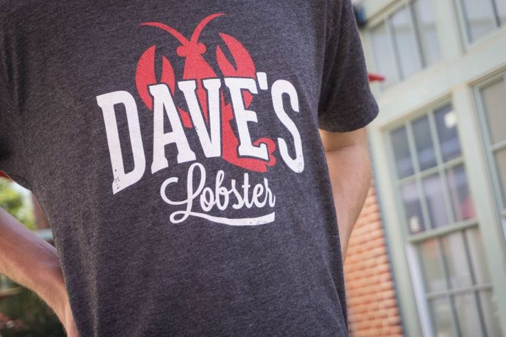 Dave's Lobster - T-Shirts