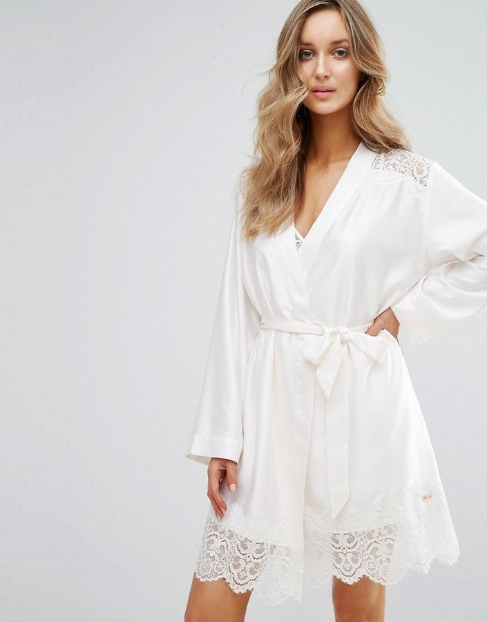 Ted Baker Bridal Tie The Knot Kimono #wedwithted @tedbaker