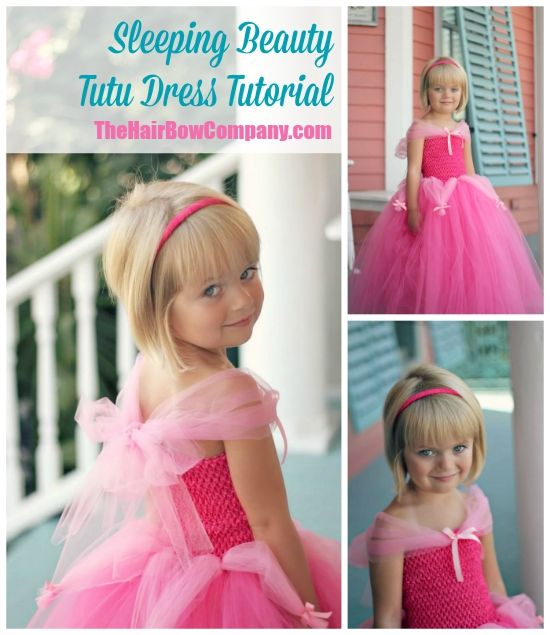 Sleeping Beauty Tutu Dress                                                                                                                                                      Más