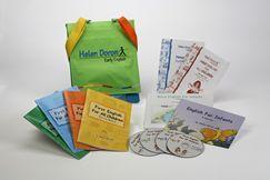 Play on este un curs avansat pentru copiii care au deja au mai mulți ani de cursuri de limba engleză prin metoda Helen Doron. Play on poate fi folosit ca o continuare, este un curs avansat pentru copiii cu vârste cuprinse între 5-10 ani cu o bază în limba engleză. Play On in English pune accentul pe dezvoltarea limbii engleze vorbite și include opțional scris și citit Play on este potrivit și copiilor vorbitori nativi de limba engleză care vor un curs recapitulativ de scris și citit.