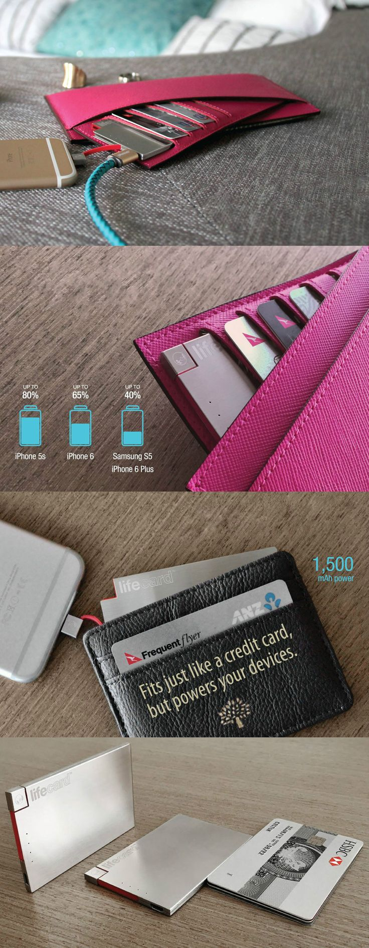 THIS CARD WORKS FOR A DIFFERENT BANK | YANKO DESIGN
