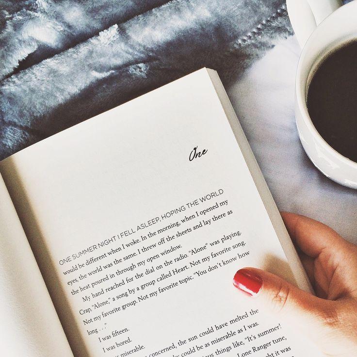 "pollyandbooks: "" ""One summer night I fell asleep, hoping the world would be different when I woke."" - Benjamin Alire Sáenz  """
