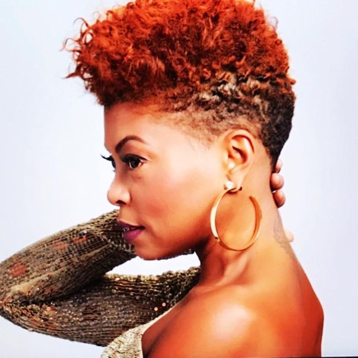 Natural Hairstyles Fair 571 Best Tapered Natural Hairstyles Images On Pinterest  Short