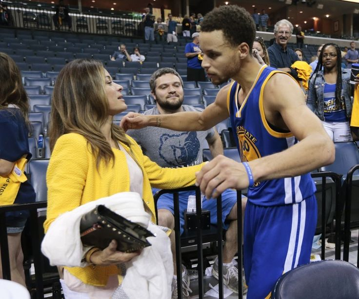 """Steph Curry is getting sick of hearing about how good looking you think his mom is.While there's no doubt Riley is the most famous female of Steph Curry's family, the Golden State Warriors guard's mom Sonya is a close second. Unfortunately, however, the attention is not always welcome.  First things first: Sonya Curry is a very good-looking woman and not just """"for her age."""" Sure, she's a 48-year-old grandmother, but she's also a former volleyball player and her physique doesn't seem to have…"""